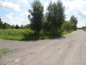 Działka w Czarnocinie, powiat piotrkowski