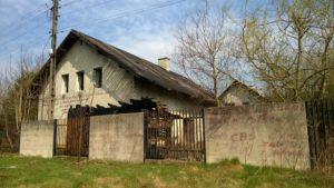 Dom piętrowy wolnostojący w Andrespolu (Wiśniowa Góra)