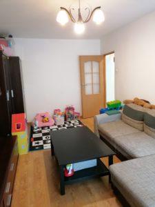 2-pokojowe rozkładowe mieszkanie na Dabrowie
