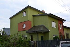 Dom wolnostojący z działką